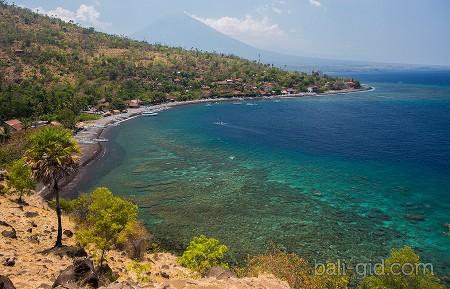 Амед (Amed) на Бали
