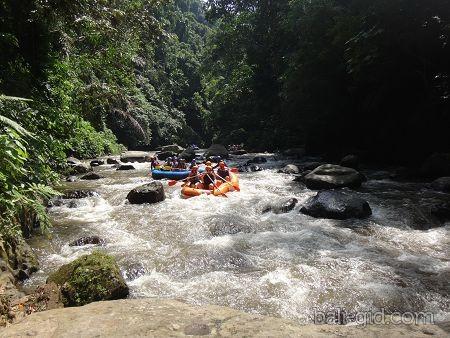 Река Аюнг (Ayung)