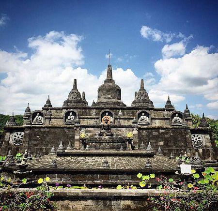 Храм Брахмавихара Арама