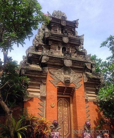 Деревня Батубулан на Бали - история фото описание как добраться карта