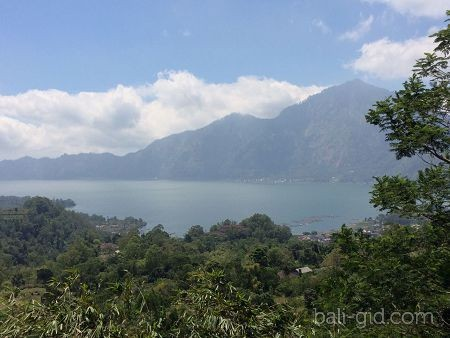 Озеро Батур (Danau Batur)