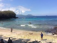 Голубая лагуна Бали