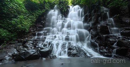 водопад канто лампо (kanto lampo)