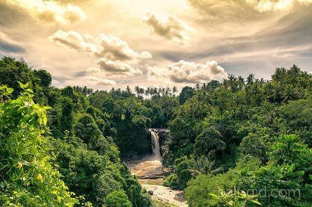 Водопад Тегенунган (Tegenungan Waterfall)