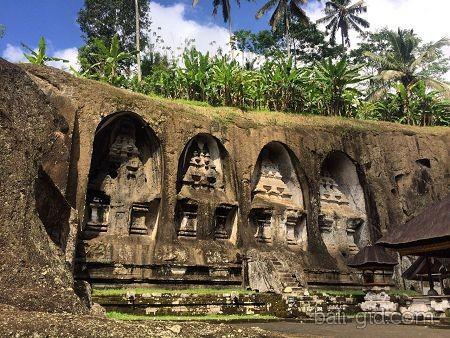 Гунунг Кави (Gunung Kawi, Pura Gunung Kawi, или Gunung Kawi Temple)