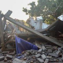 Землетрясение на Бали и Ломбоке
