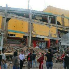 землетрясение на острове Сулавеси