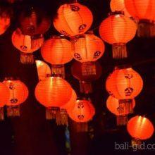 Праздник фонарей (Cap Go Meh, Lantern Festival)