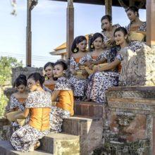 8 марта на Бали